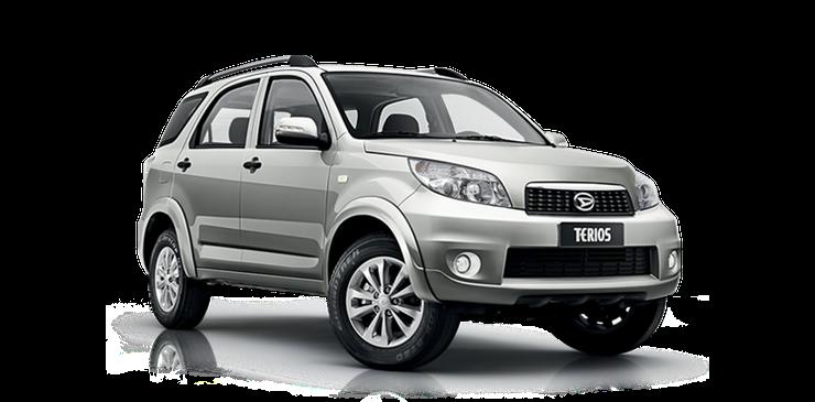 paphos car rentals daihatsu terios