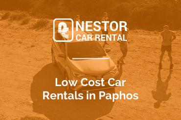 paphos car rentals low cost